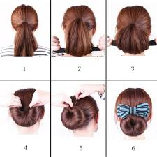 step by step twist hairstyles french twist tool images