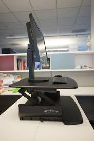 Kangaroo Adjustable Height Desk by Varidesk Single Review