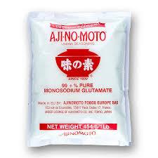 glutamate de sodium cuisine monosodium glutamate sodium glutamate e621 aji no moto 453 g bag