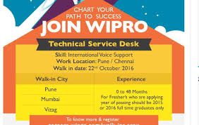 best resume format for engineering students freshersvoice wipro wipro freshers recruitment drive as technical service desk on pune