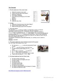 the terminal movie worksheet free esl printable worksheets made