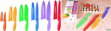 amazon highly rated cuisinart advantage 12 piece knife set only