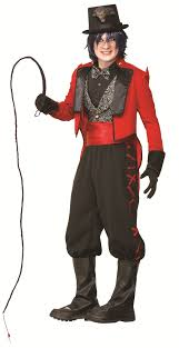 Ring Halloween Costume Ring Master Wicked Twisted Men Costume 47 99