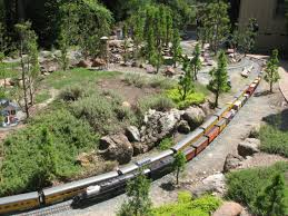 garden railway layouts bay area garden railway society photo gallery