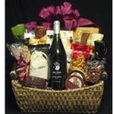 wine gift basket ideas custom themed wine and cheese chocolate gift baskets su vino winery