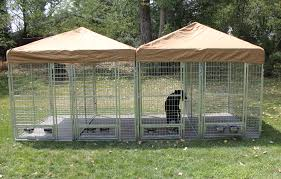 multiple pro dog kennels
