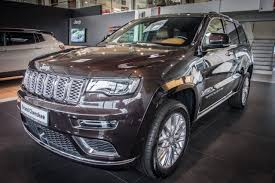 jeep grand cherokee 2017 jeep grand cherokee 2017 overland summit v6 3 0 crd salon i