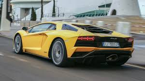 yellow and black lamborghini lamborghini aventador s 2017 review by car magazine