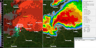Illinois Tornado Map by Northern Illinois Storm Chaser A Beginners Look At April 27th