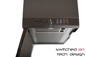 fractal design define r4 fractal design define r4 max door opening switched on tech design