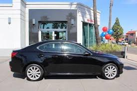 pre owned lexus is 250 pre owned 2009 lexus is 250 4d sedan in el cajon 3598a rock