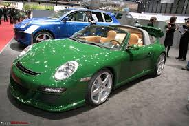 ruf porsche 911 the ruf greenster that brings back memories of the classic 911