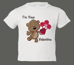 valentines day shirt i m your s day baby bodysuit or toddler t