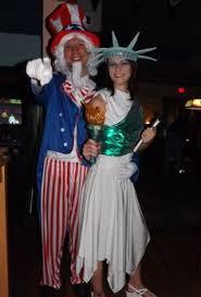 Lady Liberty Halloween Costume Uncle Sam Lady Patrioticcostumes Patriotic 4th July Costumes