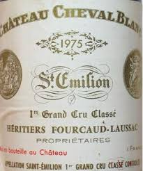 learn about chateau cheval blanc 1975 château cheval blanc bordeaux libournais st