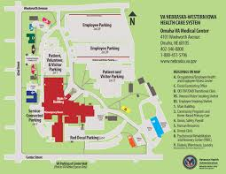 K State Campus Map by Directions Va Nebraska Western Iowa Health Care System