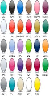 american orthodontics products elastomerics colors color