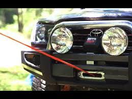 ridge ryder electric winch 9500lb 12 volt supercheap auto