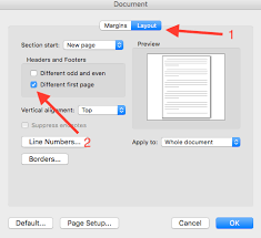 how to insert u0026 save cover page in microsoft word on mac