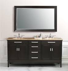 bathroom wonderful double sink bathroom vanity design with mirror