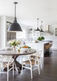 Matching Chandelier And Island Light Kitchen Dining Room Lighting Photogiraffe Me