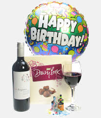 wine birthday gifts birthday gifts in sitges wine and chocolates birthday gift