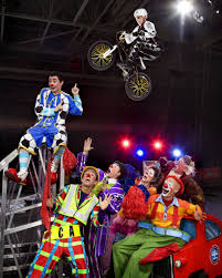 cast of motocrossed ringling bros and barnum u0026 bailey circus xtreme returns to