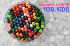 summer activities for kids and preschoolers