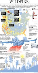 Wildfire Fighting Canada by Wildfire Infographic Including Nwtfire Yellowknife Online