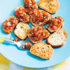 ricardo cuisine francais basic bruschetta ricardo