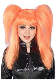 Ladies Clown Halloween Costumes Women U0027s Clown Wig