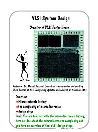 analog digital vlsi devices and technology field effect