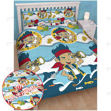 Jake And The Neverland Pirates Curtains Kids Disney And Character Double Duvet Cover Sets Avengers