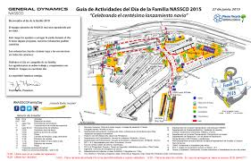 Map In Spanish General Dynamics Nassco Family Day June 27 2015