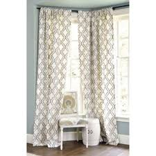 Trellis Curtain Panel This Romantic Drapery Panel Was Inspired By A Mediterranean