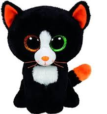 amazon ty beanie boos frights black cat toys u0026 games