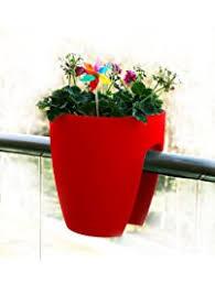 amazon com rail planters patio lawn u0026 garden