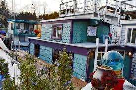 Friday Floatwing by Float Homes And Houseboats Small House Bliss