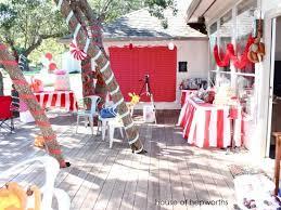 themed photo booth carnival themed baby shower a photo booth a cupcake stand tutorial