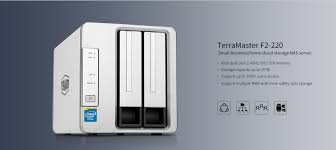 Home Nas by Noontec Terramaster Inc Network Attached Storage Nas
