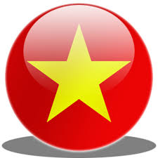 Flag With Red Circle Vietnam Flag Circle Icon Maps And Flags Pinterest Flags And