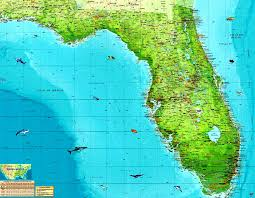 Florida Gulf Beaches Map by Daytona Beach Florida Race Track Usa