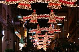 Christmas Decorations Street Lights by Free Stock Photos Rgbstock Free Stock Images Xmas Street
