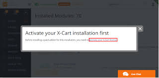 activating your license x cart 5 knowledge base