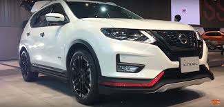 nissan 370z spoiler kit nissan rogue gets nismo body kit in japan during x trail mid life