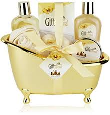 spa gift baskets for women spa gift basket with lavender fragrance