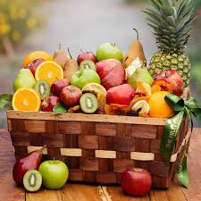 basket of fruit festival of fruit kosher fruit basket the fruit company