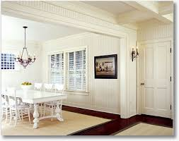 Beadboard Walls And Ceiling by A Gazillion Types Of Wood Paneling