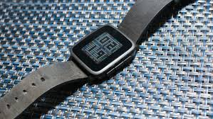 pebble watch amazon black friday pebble time steel review cnet
