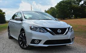 nissan sentra sr turbo 2017 nissan sentra sr turbo a quick spin review